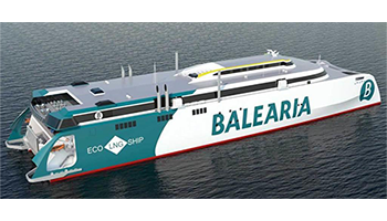 """ALTUM WILL COLABORATE WITH ARMON SHIPYARD IN THE CONSTRUCTION PROJECT OF FIRST """"Fast Ferry"""" POWERED BY LNG"""